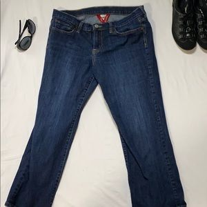 Lucky Brand Crop jeans size 30/10